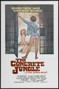 "Movie Posters:Bad Girl, The Concrete Jungle (Pentagon, 1982). One Sheet (27"" X 41""). BadGirl...."