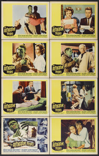 """The Alligator People (20th Century Fox, 1959). Lobby Card Set of 8 (11"""" X 14""""). Horror.... (Total: 8 Items)"""