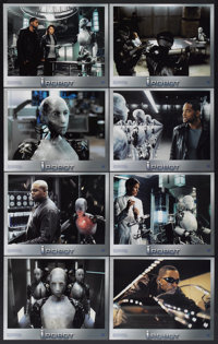 "I, Robot (20th Century Fox, 2004). Lobby Card Set of 8 (11"" X 14""). Action.... (Total: 8 Items)"