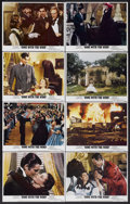 "Movie Posters:Academy Award Winner, Gone with the Wind (MGM, R-1980). Lobby Card Set of 8 (11"" X 14""). Academy Award Winner.... (Total: 8 Items)"