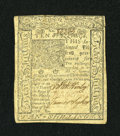 Colonial Notes:Delaware, Delaware January 1, 1776 10s About New....