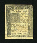 Colonial Notes:Delaware, Delaware January 1, 1776 1s About New....