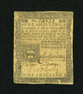 Colonial Notes:Pennsylvania, Pennsylvania April 3, 1772 1s Very Good....