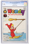 Silver Age (1956-1969):Humor, Wendy, the Good Little Witch #49 File Copy (Harvey, 1968) CGC NM 9.4 Off-white to white pages....