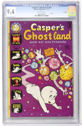 Bronze Age (1970-1979):Cartoon Character, Casper's Ghostland #69 File Copy (Harvey, 1972) CGC NM 9.4Off-white pages....
