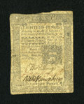 Colonial Notes:Pennsylvania, Pennsylvania October 25, 1775 18d Very Good....