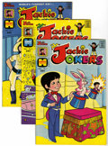Bronze Age (1970-1979):Cartoon Character, Jackie Jokers #1-4 File Copy Group (Harvey, 1973) Condition:Average VF/NM.... (Total: 4 Comic Books)