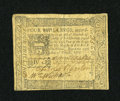 Colonial Notes:Pennsylvania, Pennsylvania March 25, 1775 4s Very Fine....