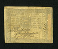 Colonial Notes:Pennsylvania, Pennsylvania October 1, 1773 18d Fine....