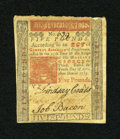 Colonial Notes:Pennsylvania, Pennsylvania April 10, 1775 £5 About New....
