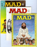 Magazines:Mad, Mad Group (EC, 1967-70).... (Total: 9 Comic Books)