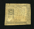 Colonial Notes:Pennsylvania, Pennsylvania March 20, 1773 4s Very Fine....