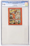 Golden Age (1938-1955):Superhero, Fawcett Miniatures Captain Marvel and the Raiders From Space - File Copy (Fawcett, 1946) CGC NM/MT 9.8 Off-white to white page...
