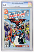 Modern Age (1980-Present):Superhero, Justice League of America #194 (DC, 1981) CGC NM/MT 9.8 Whitepages....