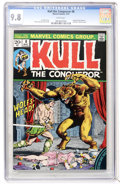 Bronze Age (1970-1979):Miscellaneous, Kull the Conqueror #8 (Marvel, 1973) CGC NM/MT 9.8 White pages....