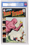 Silver Age (1956-1969):Superhero, The Brave and the Bold #60 Teen Titans - Pacific Coast pedigree(DC, 1965) CGC NM+ 9.6 Off-white to white pages....