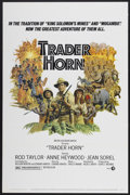 "Movie Posters:Adventure, Trader Horn (MGM, 1973). One Sheet (27"" X 41""). Adventure...."