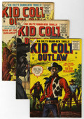 Silver Age (1956-1969):Western, Kid Colt Outlaw Group (Marvel, 1956-58).... (Total: 11 Comic Books)