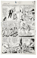 Original Comic Art:Panel Pages, Dick Ayers and Vince Colletta - Two-Gun Kid #75, page 11 OriginalArt (Marvel, 1965)....