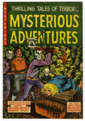 Golden Age (1938-1955):Horror, Mysterious Adventures #21 (Story Comics, 1954) Condition: VG+....