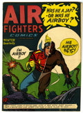 Golden Age (1938-1955):War, Air Fighters Comics V2#9 (Hillman Fall, 1944) Condition: FN/VF....