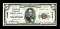 National Bank Notes:Pennsylvania, Elkins Park, PA - $5 1929 Ty. 1 The Elkins Park NB Ch. # 13030. ...