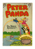 Golden Age (1938-1955):Funny Animal, Peter Panda #1 (National Periodicals, 1953) Condition: ApparentVG....