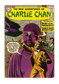 Silver Age (1956-1969):Mystery, The New Adventures of Charlie Chan #1 (DC, 1958) Condition: VG+....