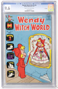 Bronze Age (1970-1979):Cartoon Character, Wendy Witch World #38 File Copy (Harvey, 1971) Condition: CGC NM+9.6 Cream to off-white pages....