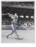 Autographs:Photos, Ted Williams Signed Photograph....
