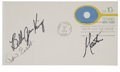Autographs:Others, Female Tennis Legends Multi-Signed First Day Cover....