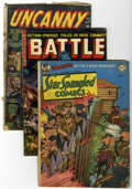 Golden Age (1938-1955):Miscellaneous, Miscellaneous Golden/Silver Age Group (Various Publishers, 1946-64) Condition: Average GD-.... (Total: 21 Comic Books)