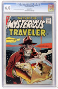 Silver Age (1956-1969):Horror, Tales of the Mysterious Traveler #7 (Charlton, 1958) CGC FN 6.0White pages....