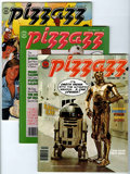 Magazines:Superhero, Pizzazz #1 and 3-12 Group (Marvel, 1977-78) Condition: AverageVF/NM.... (Total: 11 Comic Books)