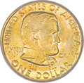 Commemorative Gold, 1922 G$1 Grant with Star MS67 PCGS....