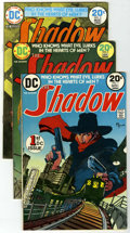 Bronze Age (1970-1979):Miscellaneous, The Shadow Group (DC, 1973-75).... (Total: 12)