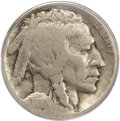 Buffalo Nickels, 1916 5C Doubled Die Obverse Good 4 PCGS....
