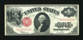 Fr. 39 $1 1917 Legal Tender Very Fine-Extremely Fine
