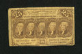 Fractional Currency:First Issue, Fr. 1281 25c First Issue Fine....