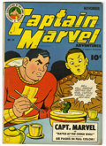Golden Age (1938-1955):Superhero, Captain Marvel Adventures #29 (Fawcett, 1943) Condition: FN....