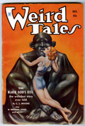 Pulps:Horror, Weird Tales October 1934 (Popular Fiction, 1934) Condition: FN....