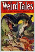 Pulps:Miscellaneous, Weird Tales December 1932 (Popular Fiction, 1932) Condition: VG....