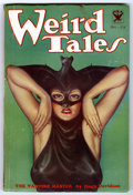 Pulps:Miscellaneous, Weird Tales October 1933 (Popular Fiction, 1933) Condition: VG....
