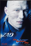 "Movie Posters:James Bond, Die Another Day (MGM, 2002). One Sheet (27"" X 40"") SS Zao AdvanceStyle. James Bond...."