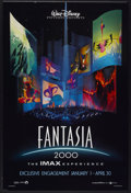 "Movie Posters:Animated, Fantasia 2000 (Buena Vista, 1999). One Sheet (27"" X 40"") AdvanceDS. Animated...."
