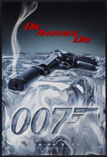 """Movie Posters:James Bond, Die Another Day (MGM, 2002). One Sheet (27"""" X 40"""") DS Advance StyleA. James Bond...."""