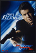 """Movie Posters:James Bond, Die Another Day (MGM, 2002). One Sheet (27"""" X 40"""") SS Bond Advance Style. James Bond...."""
