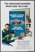 "Movie Posters:Crime, The New Centurions (Columbia, 1972). One Sheet (27"" X 41"") Style A. Crime...."