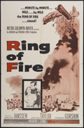 """Movie Posters:Adventure, Ring of Fire (MGM, 1961). One Sheet (27"""" X 41""""). Adventure...."""