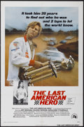 "Movie Posters:Sports, The Last American Hero (20th Century Fox, 1973). One Sheet (27"" X 41""). Sports...."